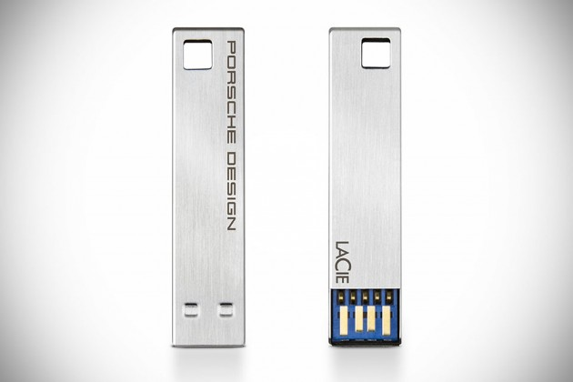 Porsche Design USB Key by LaCie