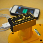 PoweriSite Cordless Tool Battery USB Charger