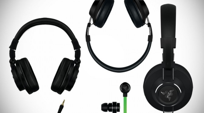 Razer Adaro Series Headphones