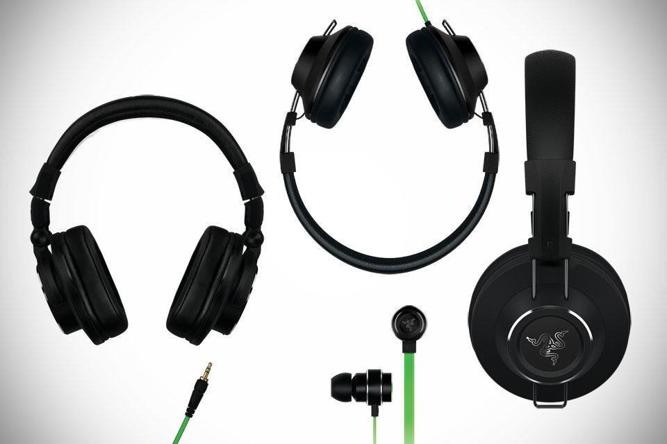 Razer Adaro Series Headphones - MIKESHOUTS