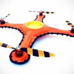 Rugged Drone Airframe by Game of Drones