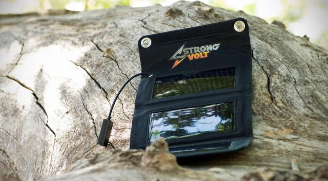 StrongVolt SmartCharger Solar Charger