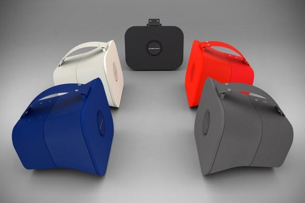 SuperTooth Disco4 Handheld Speaker