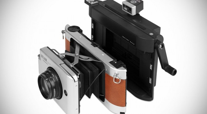 The BELAIR X 6-12 Instant Camera Kit