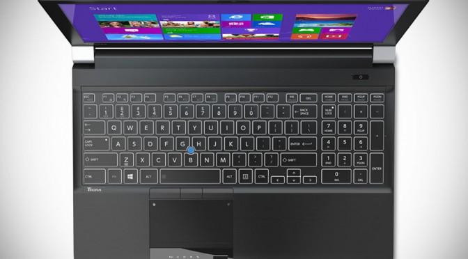 Toshiba Tecra W50 Ultra HD 4K Laptops