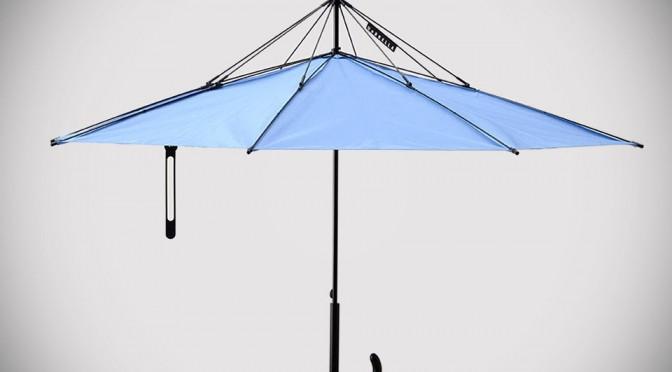 UnBRELLA Upside Down Umbrella