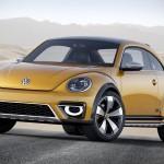 Volkswagen Beetle Dune Concept Car