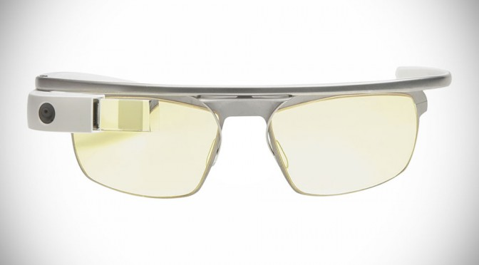 Wetley GGRX Prescription Lens Adapter For Google Glass