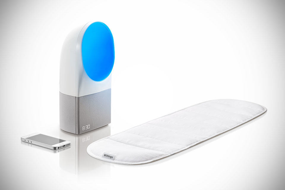 Withings Aura Sleep Monitor Shouts