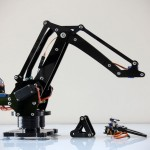 uArm Miniature Industrial Robot Arm Kit