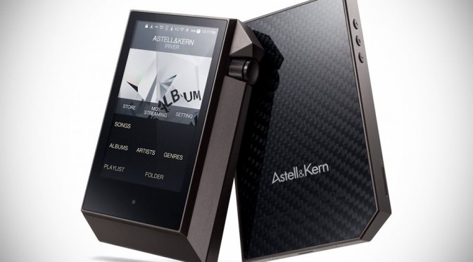 Astell&Kern AK240 MQS Portable Player