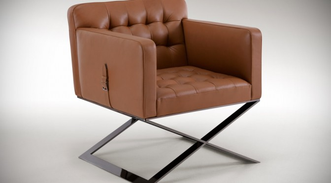 Bentley Home Collection - Harlow Armchair