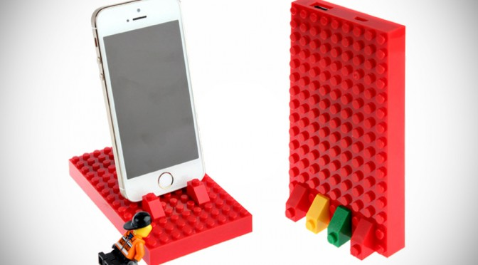 COI+ LEGO Power Brick Portable Battery