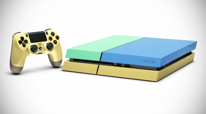 Colorware Playstation 4