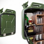 Danish Fuel Repurposed Jerry Cans
