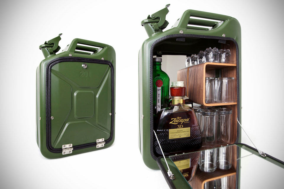 Danish Fuel Repurposed Jerry Cans Mikeshouts