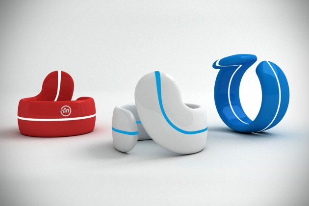 Fin Puts Control Right At Your Fingertips