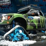 Ford F-150 RaptorTRAX Track Vehicle