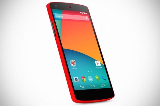 Google Nexus 5 Red Edition