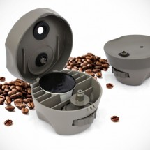 K-pod Turns Any Coffee Maker Into A K-cup Brewer