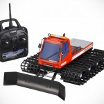 Kyosho EP Blizzard SR RC Plow Vehicle