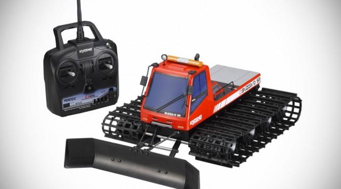 Kyosho EP Blizzard SR RC Plow Vehicle
