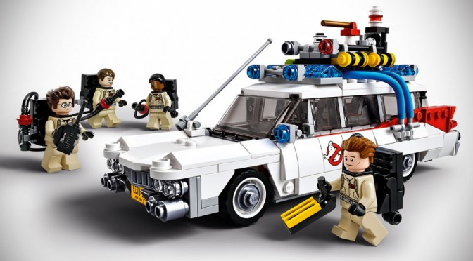 LEGO Ghostbusters Set