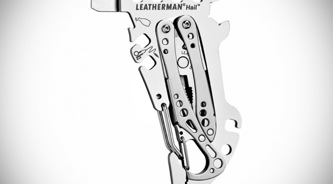 Leatherman Hail + Style PS Snowboard Tool