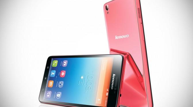 Lenovo S-series Smartphones