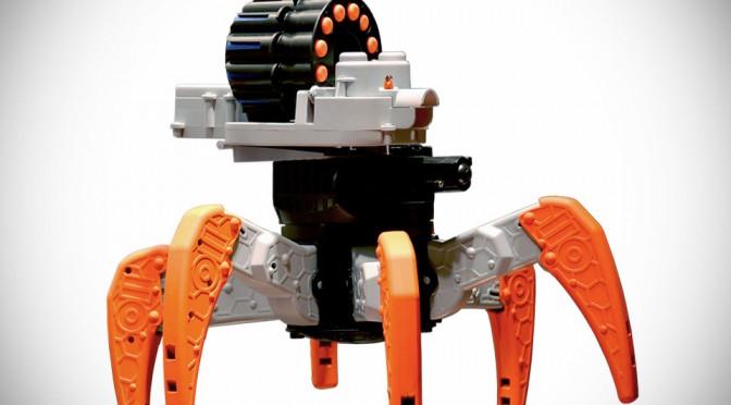 NERF Combat Creature RC Robot