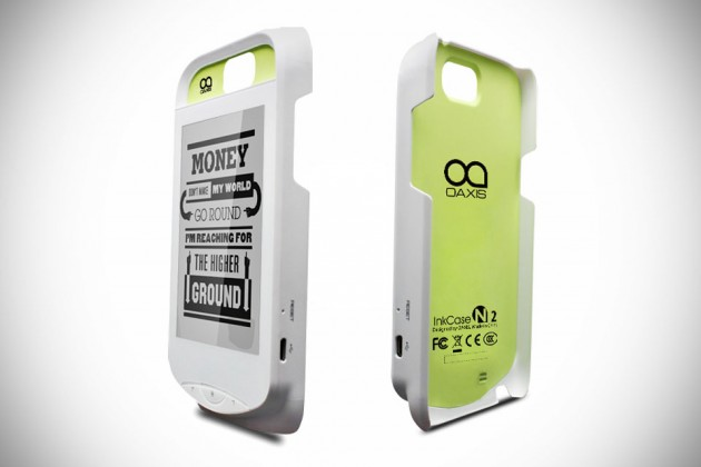 OAXIS InkCase E-ink Case For Smartphone