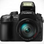 Panasonic Lumix GH4 4K-capable Mirrorless Camera