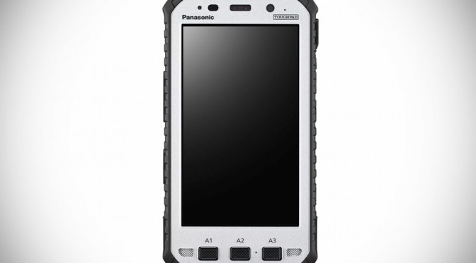 Panasonic Toughpad 5-inch Tablets