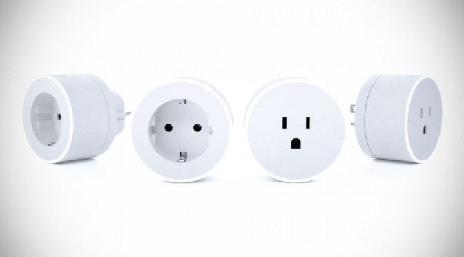 Parce Intelligent Energy-Saving Electrical Plug