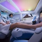 Rinspeed XchangE Autonomous Concept