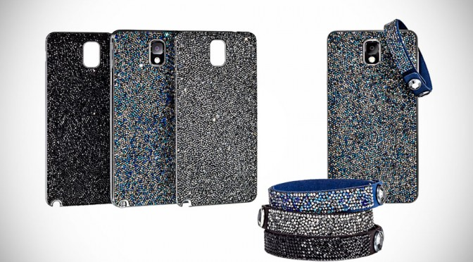 Samsung x Swarovski GALAXY Note 3 Cover