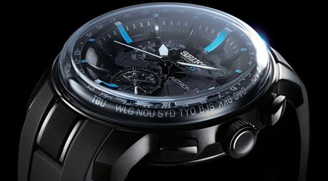 Seiko Astron GPS Solar Watch