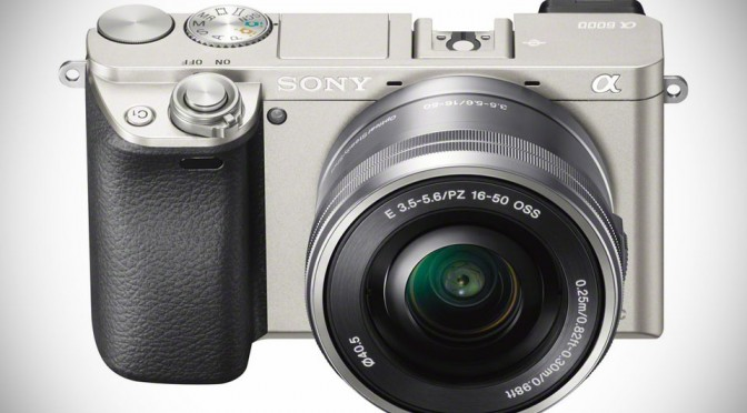 Sony Alpha A6000 Interchangeable Lens Camera
