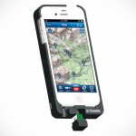 TopoCharger Battery Case with Topo Maps for iPhone
