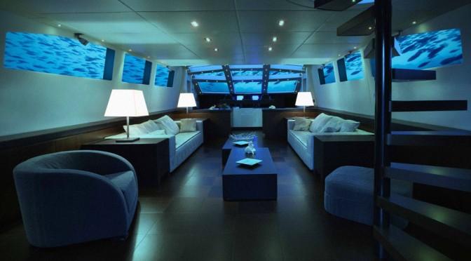 Travel: Luxury Submarine Underwater Getaway