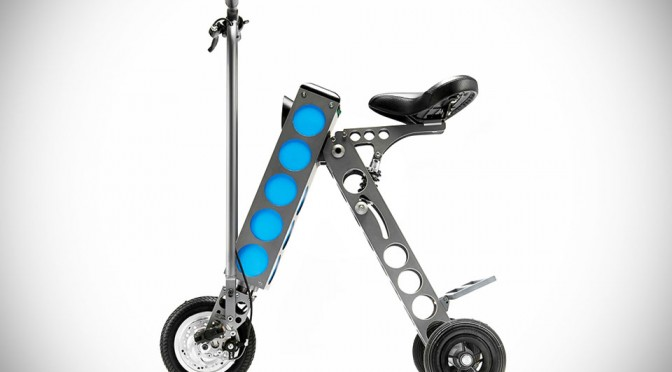 Urb E Electric Scooter