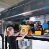 USU Overhead Parking Storage Unit