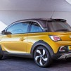 Vauxhall Adam Rocks Urban Mini Crossover