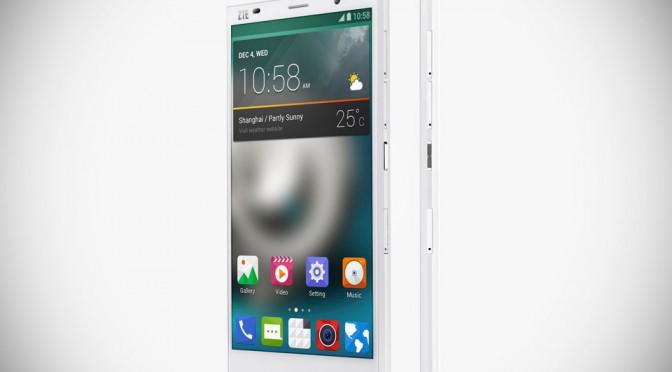 ZTE Grand Memo II LTE Smartphone
