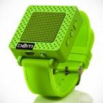 bēm Wireless Speaker Band
