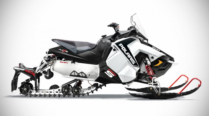 2015 AXYS-based Polaris 600 Rush Pro S