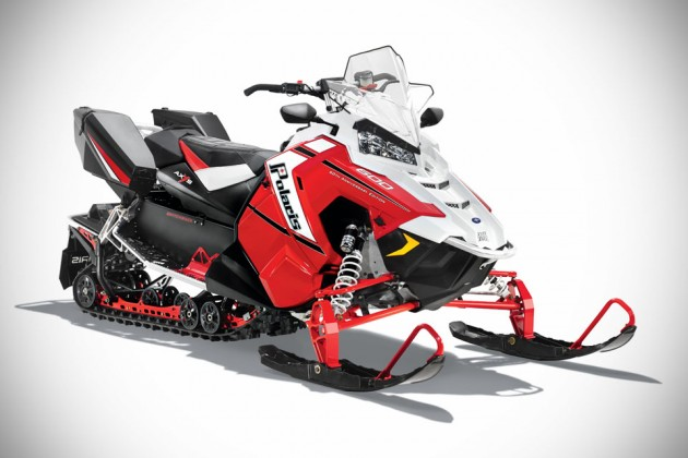 2015 AXYS-based Polaris 600 Switchback Adventure SC LE 60th Anniversary