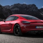 2015 Porsche Cayman GTS and Boxster GTS