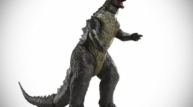 43-inch Long Godzilla Action Figure