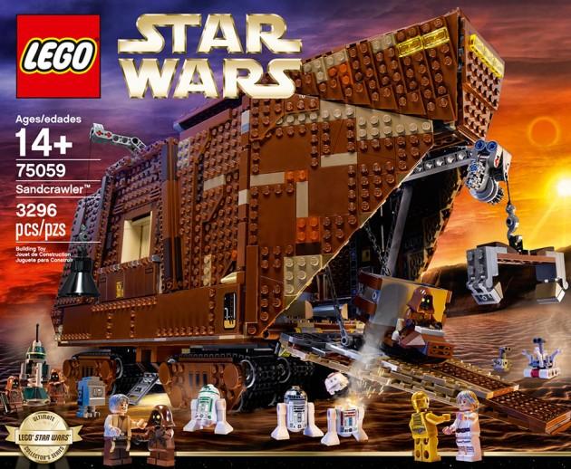 75059 LEGO Star Wars Sandcrawler